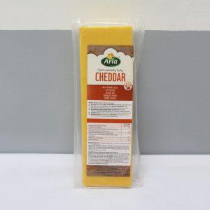 Mild Cheddar Coloured Block +/-2.5kg