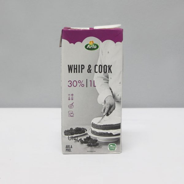Whipping & Cooking Cream 1L
