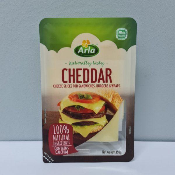 Cheddar Sliced 150g