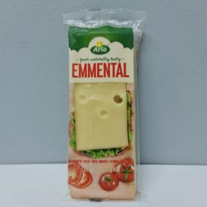 Danish Emmental Portion 200g
