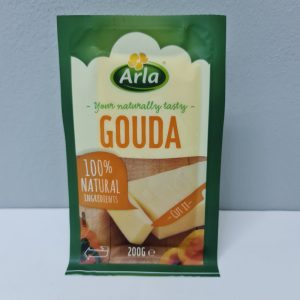 Danish Gouda Portion 200g