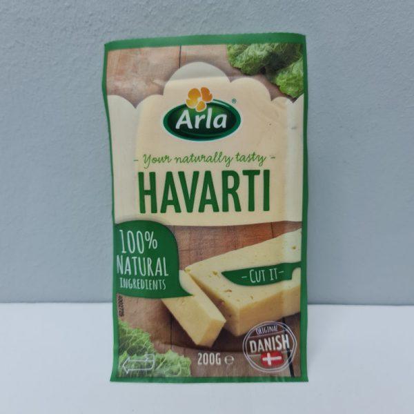 Danish Havarti Portion 200g