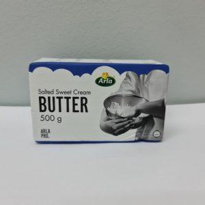 Salted Sweet Cream Butter 500g