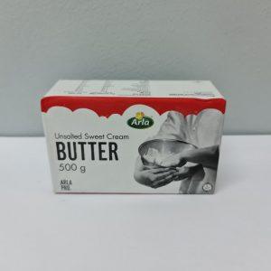 Unsalted Sweet Cream Butter 500g