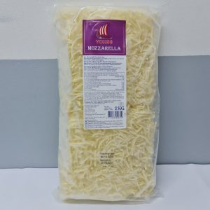 Frozen Viking Shredded Mozzarella 2Kg