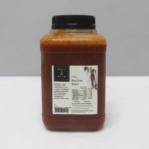 Peri Peri Sauce 2.3kg