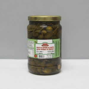 Caperberries in Vinegar (w/stem) 1.7kg