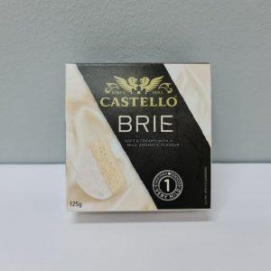 Danish Brie 125g