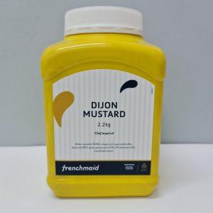 Mustard Dijon 2.2kg