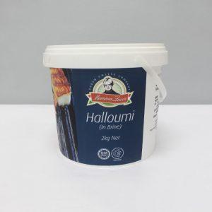 Halloumi (In Brine) 2kg