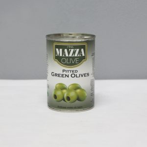 Pitted Green Olives 397gm