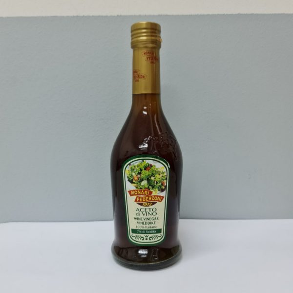 Red Wine Vinegar 7° 500ml