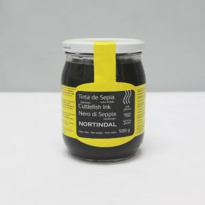 Cuttlefish Ink Glass Jar 500g