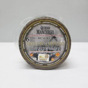 Manchego DOP Reserva 6 months +/- 3kg