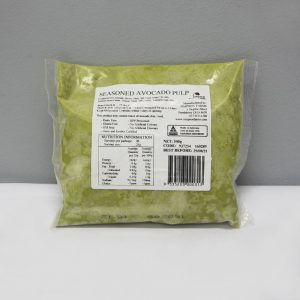 Seasoned Avocado Pulp 12 x 500gm