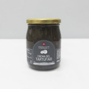 Black Truffles Sauce with 2% Black Truffles 500g