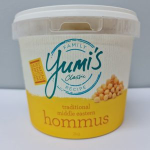 Traditional Middle Eastern Hommus 2kg