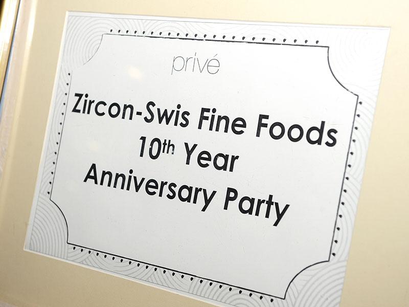 Zircon-Swis 10th Anniversary